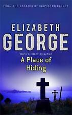 A Place of Hiding by Elizabeth George (Paperback, 2004)