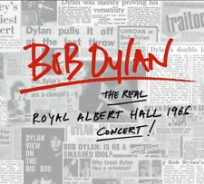 "Bob Dylan-The Real Royal Albert Hall 1966 CONCERT (NEUF 2 x 12"" Vinyl LP)"