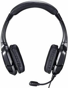 Tritton Ark 100 Stereo Headset - Black (PS4/Nintendo Switch) Headphones