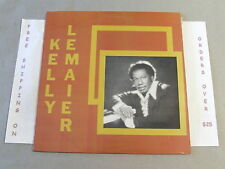 KELLY LeMAIER SELF TITLED LP LOUNGE PRIVATE PRESS KB-001
