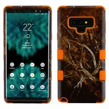 For Samsung Galaxy Note 9 TUFF Impact Armor 3-Piece Hybrid Case Cover PryTool