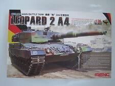 Panzer Leopard 2 A4 Deutscher German 1:35 *NEU* Kettenfahrzeug