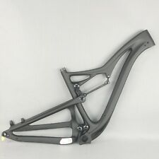 2021 27.5er/29er boost All Mountain Full Suspension Carbon Frame MTB Bike FM356