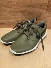 New listing Nike Men's Roshe G Tour Golf Shoes Medium Olive Size 11 AR5580-200