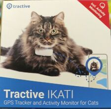 Tractive IKATI GPS Tracker And Activity Monitor For Cats