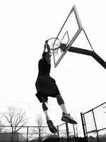 ART PRINT POSTER PHOTO BASKETBALL HOOP SLAM DUNK SPORT LFMP1167