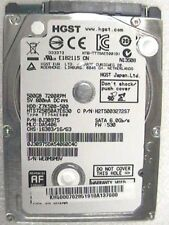 "500Gb Hitachi HTS725050A7E630 2.5"" Laptop SATA 7200rpm 32Mb cache 7mm harddrive"