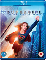 Supergirl: The Complete First Season Blu-Ray (2016) Melissa Benoist cert 12 4