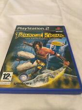 Prince Of Persia Las Arenas Del Tiempo Playstation 2 Ubisoft