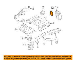 MERCEDES OEM 08-12 C300 Throttle Body-Gasket 2721410980
