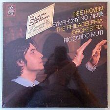 philadelphia orchestra BEETHOVEN no 7  LP VINYL sealed corner dings hole punch