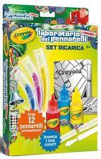 Ricarica Laboratorio dei Pennarelli Originale Crayola