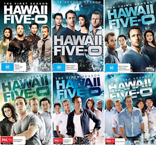 Hawaii FIVE-O 5-O : Season 1 2 3 4 5 6 (DVD, 37-Disc Set) NEW