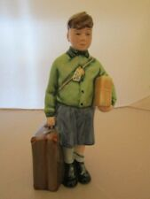 Royal Doulton Large Ltd Ed Figure BOY EVACUEE HN 3202 issued 1989  PERFECT
