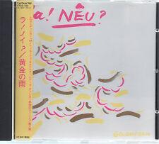 LA! NEU? - Gold Regen (Gold Rain) - CD Album *Japan Import With OBI* *Krautrock*