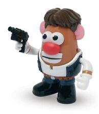 Collector Edition PopTaters Star Wars Han Solo Mr. Potato Head Costume Toy
