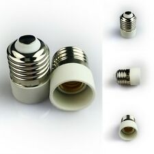 10PCS E14 to E27 Base Screw LED Light Lamp Bulb holder Adapter Socket Converter