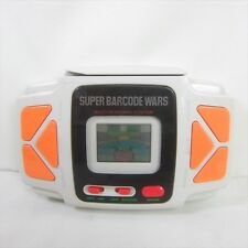 BANDAI JUNK DRAGON BALL Z SUPER BARCODE WARS Hand Held Game LSI Not Working 0629