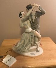 "Giuseppe Armani ""Takes Two to Tango"" Figurine # 1704 L"