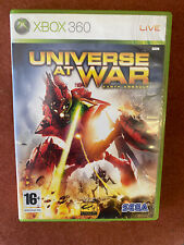Universe At War - Xbox 360 - Free UK Post.