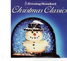 CHRISTMAS CLASSICS – PROMO CD (2004) CAROLS & CLASSICAL: HANDEL BACH PACHELBEL