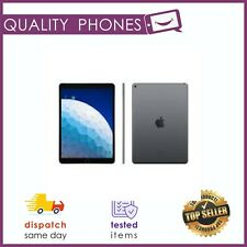 Apple iPad Air (3rd Generation) 64GB, Wi-Fi + 4G (Unlocked), 10.5in - Space Grey