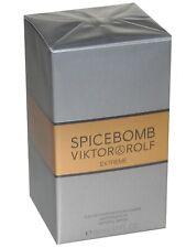 Viktor & Rolf Spicebomb Extreme Eau de Parfum 50 ml Herren Parfum Neu + OVP