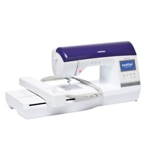 Brother Innov-is NV800E Computerized Embroidery Only Machine BONUS
