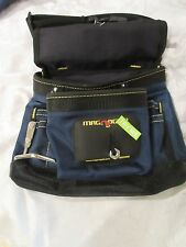 MagnoGrip Magnetic Tool Pouch Small Tools/Nails Magnet Carpenter's Bag- BLUE NEW