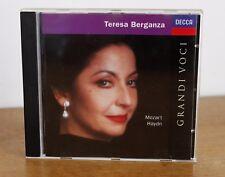 MOZART HAYDN  – Teresa Berganza – Decca 1996 – 448 246-2