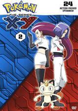 Pokemon the Series: XY - Set 2 (DVD, 2016)