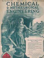 Chemical & Metallurgical Engineering Magazine April 7 1920 Northwest Magnesite