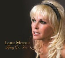 Lorrie Morgan : Letting Go... Slow CD (2016) ***NEW***