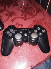 SONY Playstation 3 PS3 Dualshock 3 Sixaxis Wireless Controller, Black Original