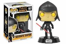 Star Wars Rebeldes séptimo hermana de vinilo Pop! - Nuevo en la acción Exclusivo