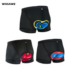 Men Cycling Underwear 5D Gel Padded Shorts Bicycle MTB Shorts Sport Under Pants