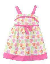 Sugah & Honey Little Girls Floral Print Dress Size 4 $23.99