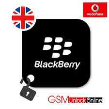 Servicio De Código De Desbloqueo De Red Para Blackberry 9315 9320 9720-Vodafone UK
