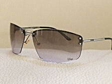 7f8fd7303706a Dior Silver Rectangular Sunglasses for Women for sale