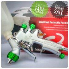 Sri Pro 1.2mm HVLP Paint Spray Gun Devillbis Mini Gravity Feed Paint Sprayer