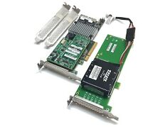 LSI Broadcom Megaraid 9271-8i SATA SAS RAID Controller 6G inkl BBU Cachevault