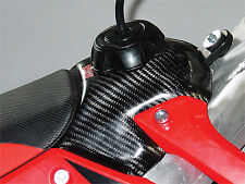 LightSpeed Carbon Fiber Fuel Tank Cover Honda CRF250R 2004-2012 082-00340
