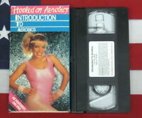 Hooked on Aerobics Introduction (VHS, 1989) Workout Video Tape MNTEX PBS RARE