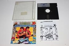 Commodor 64 128 DISK Bad dudes vs Dragonninja - EXTREMELY RARE- not to be found