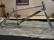 1982 Asco pro turbo old school bmx frame tange forks padset and brake guard