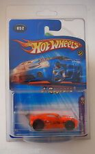 HOT WHEELS CARDED 2005 FIRST EDITIONS X-RAYCERS PARADIGM SHIFT BLK PR5 VARIANT!