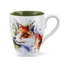 DEMDACO Big Sky Carvers Fox Coffee Mug, Multicolor