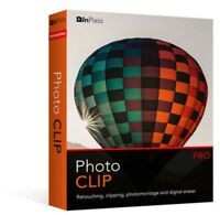 Inpixio Photo Clip 8.5 Professional Full Version Photo Editor - Instant Download