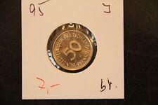 50 Pfennig 1995 J  - in Stempelglanz - unzirkuliert bankfrisch aus der Rolle