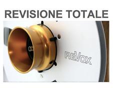 Revisione completa ReVox A77 - B77 - B77MKII con parti di ricambio - Nuovo